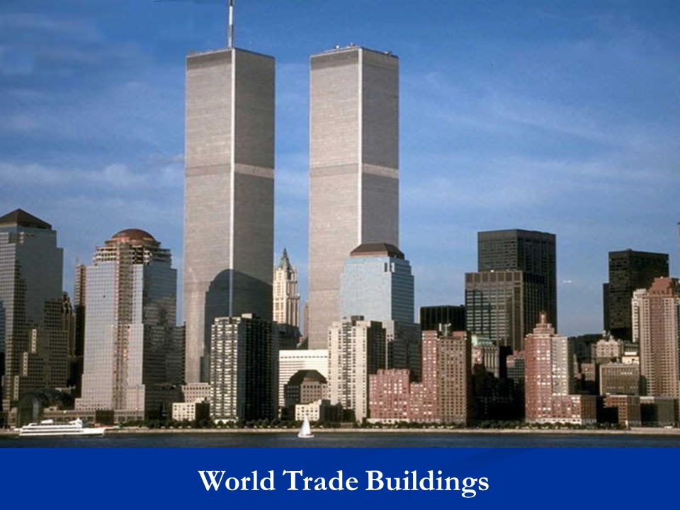 World Trade Buildings
