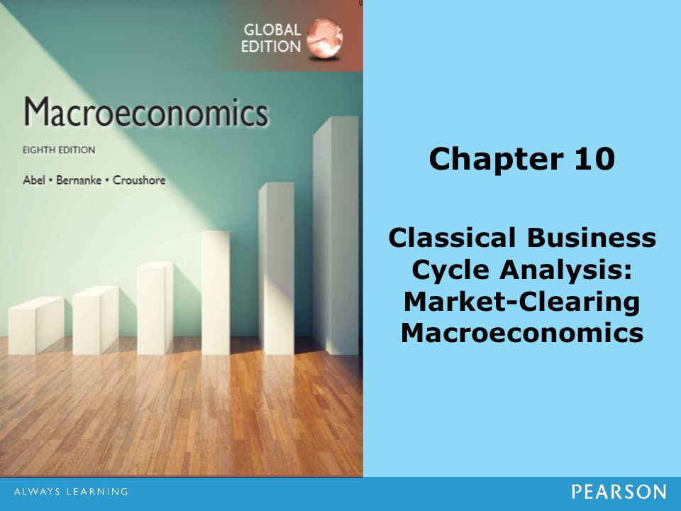 Chapter 10 Classical Business Cycle Analysis: Market-Clearing Macroeconomics