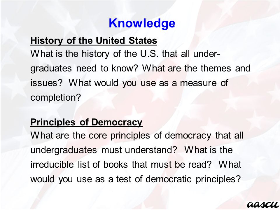 Knowledge History of the United States What is the history of the U.S.
