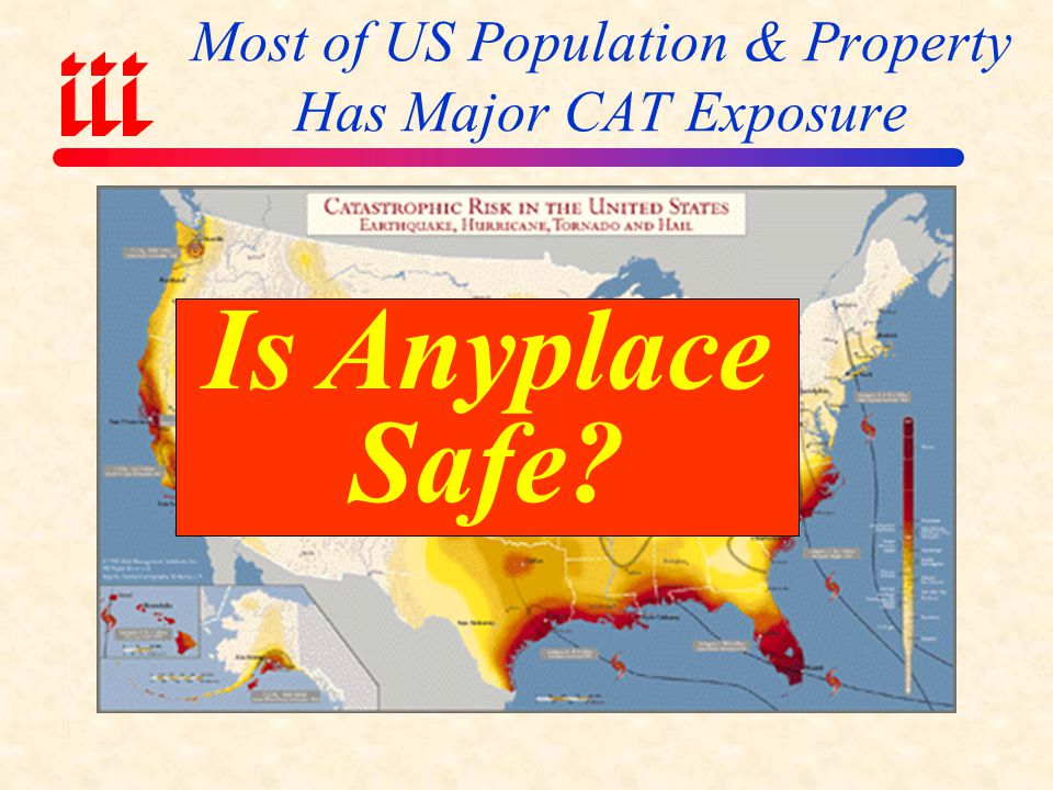 CATASTROPHE LOSS MANAGEMENT Insurers Have Done a Better Job at Managing CAT Risk