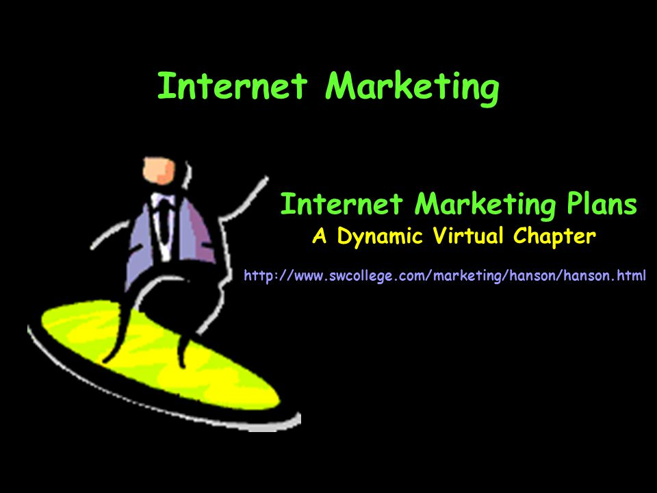 Topics Online demographics Online commerce statistics Online marketing costs Internet marketing plan checklist
