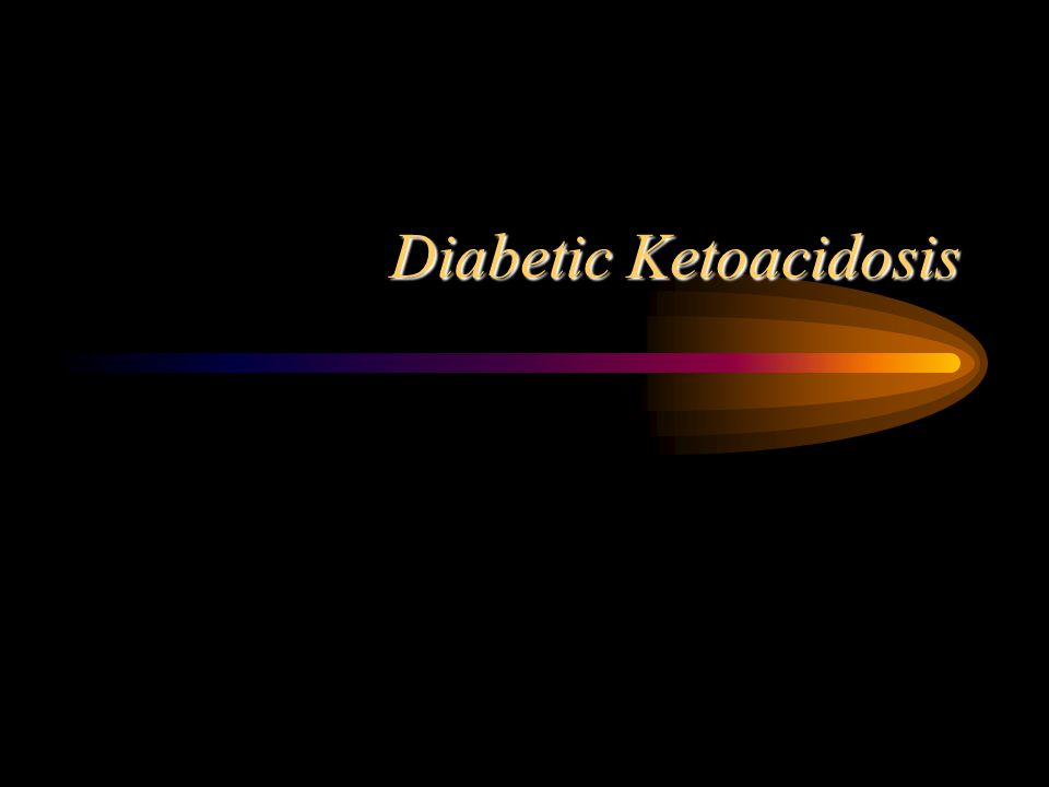 Type I Diabetes Mellitus: Treatment Treatment is divided into 3 phasesTreatment is divided into 3 phases –treatment of ketoacidosis –transition period –continuing phase and guidance