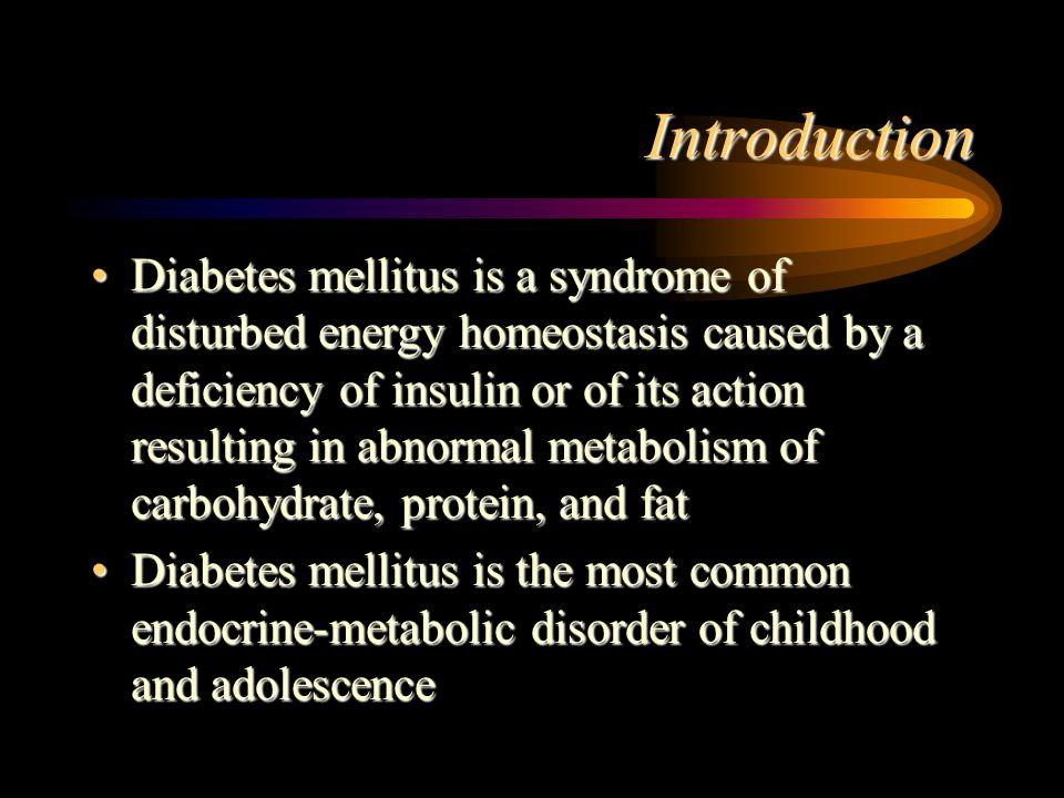 Progressive destruction of  -cells leads to a progressive deficiency of insulinProgressive destruction of  -cells leads to a progressive deficiency of insulin As IDDM evolves, it becomes a permanent low-insulin catabolic state which feeding does not reverseAs IDDM evolves, it becomes a permanent low-insulin catabolic state which feeding does not reverse Secondary changes involving stress hormones accelerate the metabolic decompensationSecondary changes involving stress hormones accelerate the metabolic decompensation