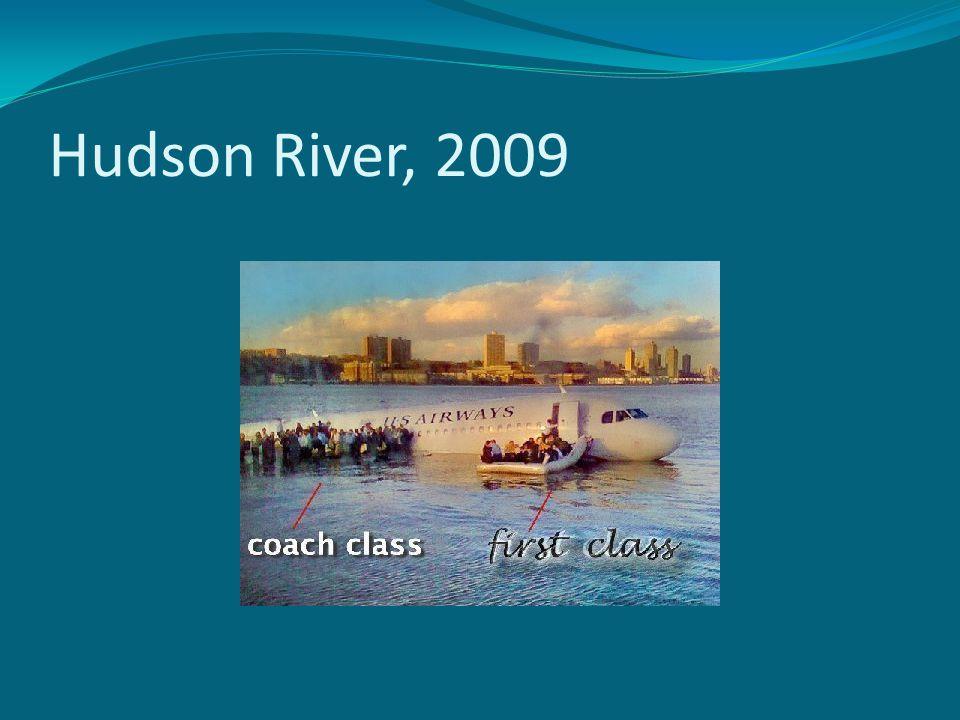 Hudson River, 2009