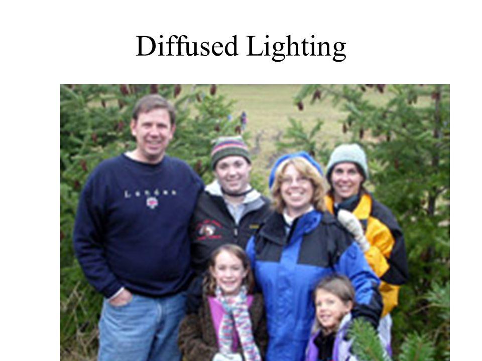 Diffused Lighting