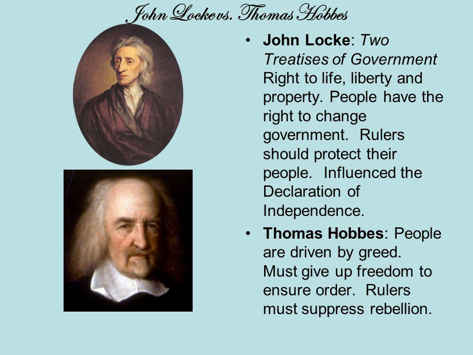 John Locke vs.