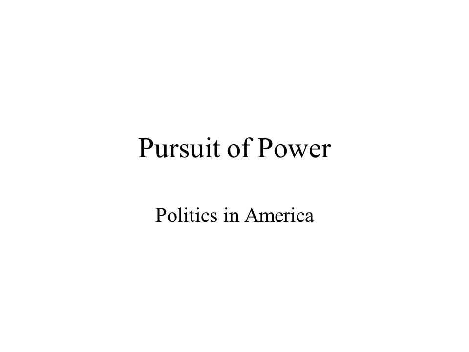 Political Action Committees Allows groups access to important decision makers in our government Most contributions go to incumbents rather than challengers It does not favor one political party over another instead the party in power