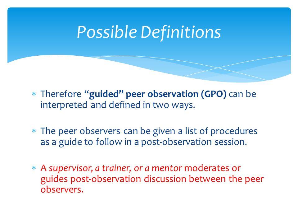 Minimum guidance Maximum guidance Passive role Active Role Lesson prep.