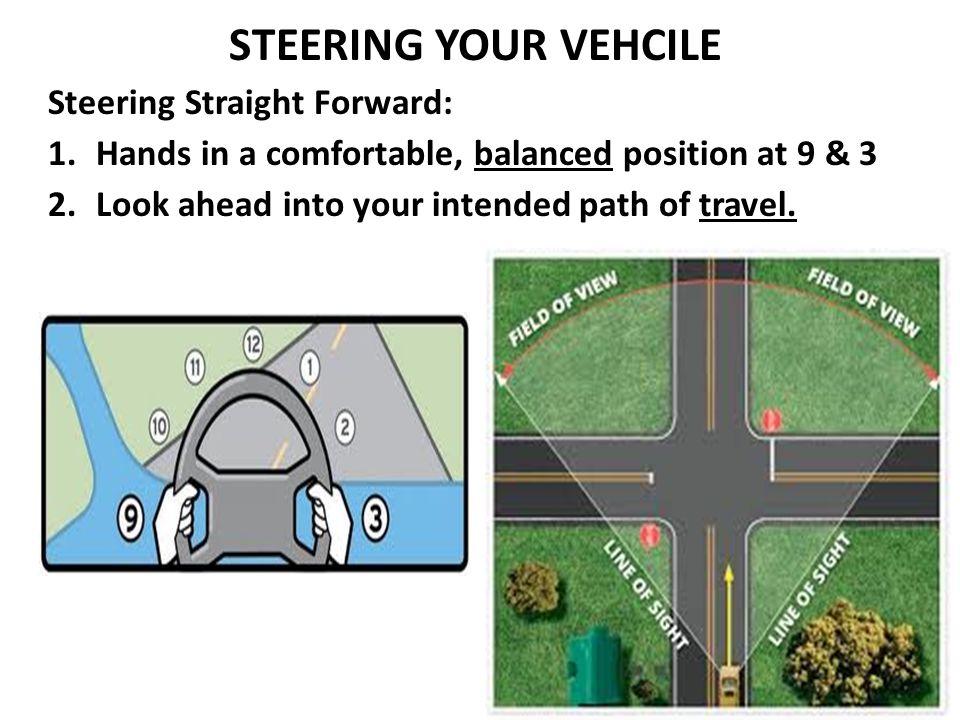 Midblock U-Turn: Make sure state laws permit this type of turn.