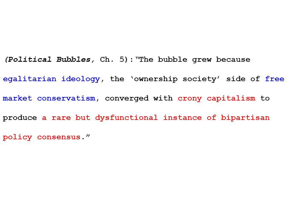 (Political Bubbles, Ch.