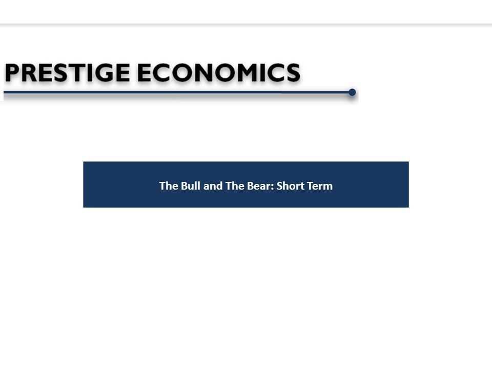 The Bull and The Bear: Short Term
