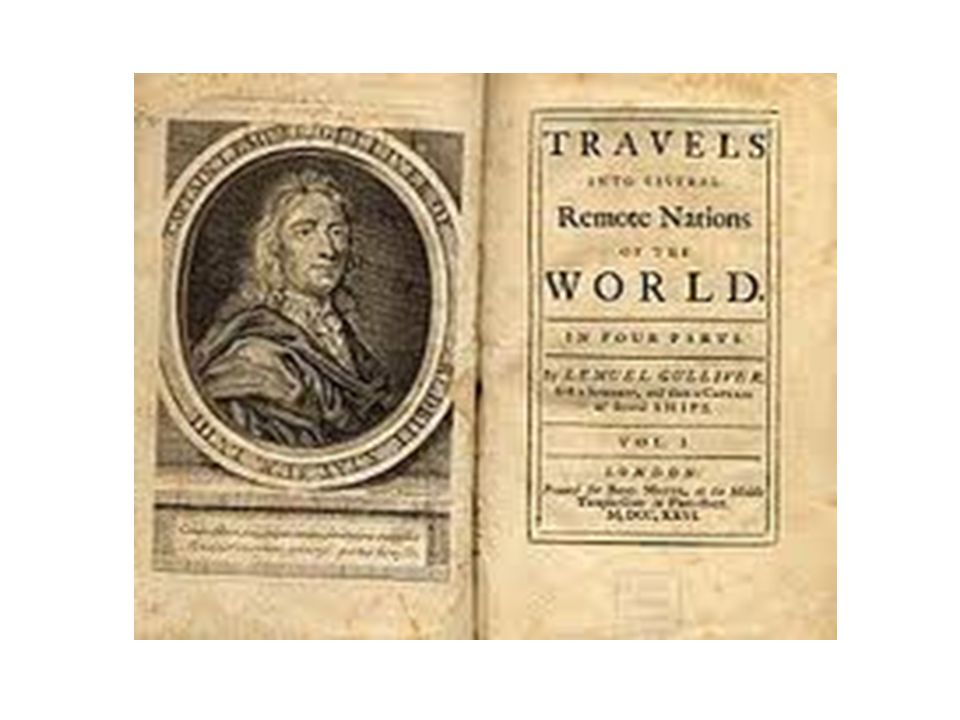 Jonathan Swift Gulliver's Travels