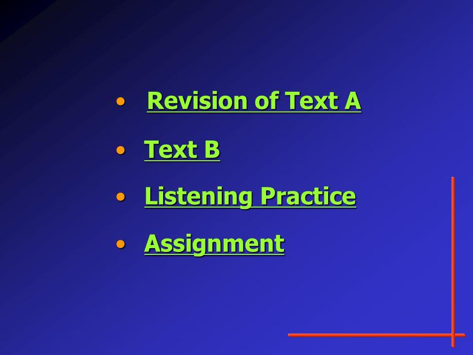 Unit 9: Part B 21st Century College English: Book 1