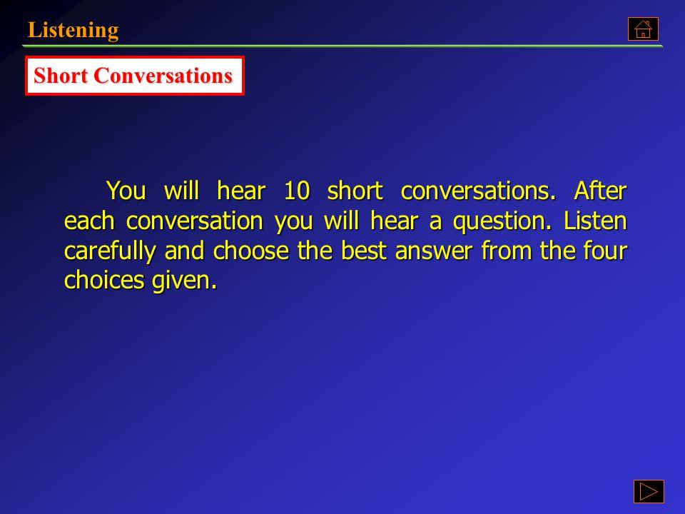 Listening Part 5.3, p. 123 《听说教程 I 》 : Part 5.3, p. 123