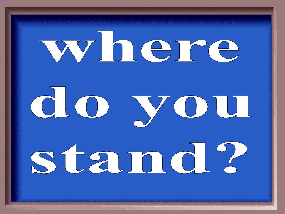 Answer Return dismally low.