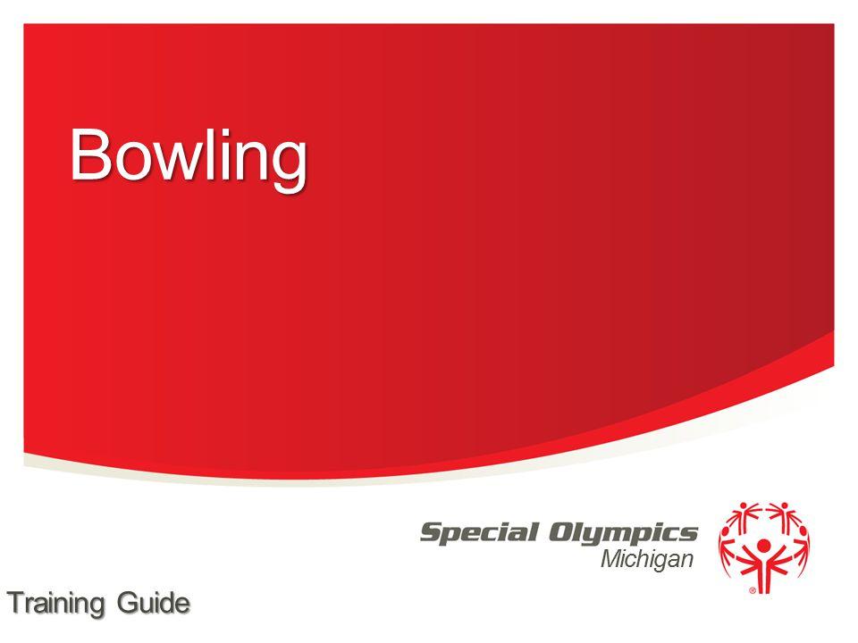 Michigan Bowling Training Guide
