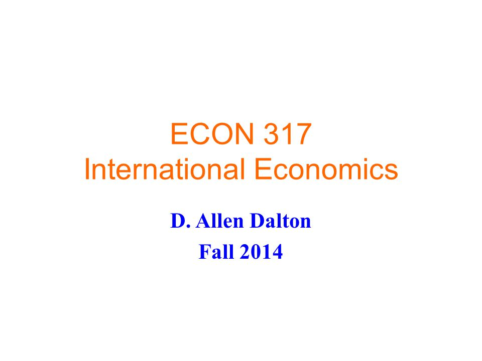 © 2014 Worth Publishers International Economics, 3e   Feenstra/Taylor 22 2 Globalization of Finance: Debts and Deficits Financial globalization has taken hold around the world, starting in the economically advanced countries and spreading to many emerging market countries.