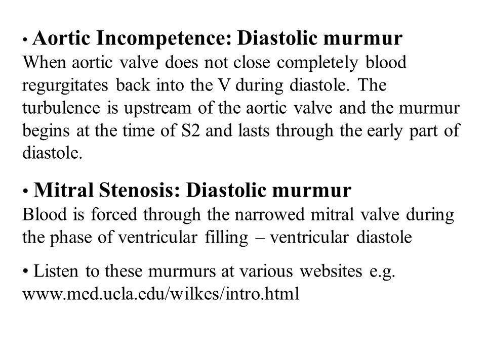 Fig. 14. Common valvular abnormalities