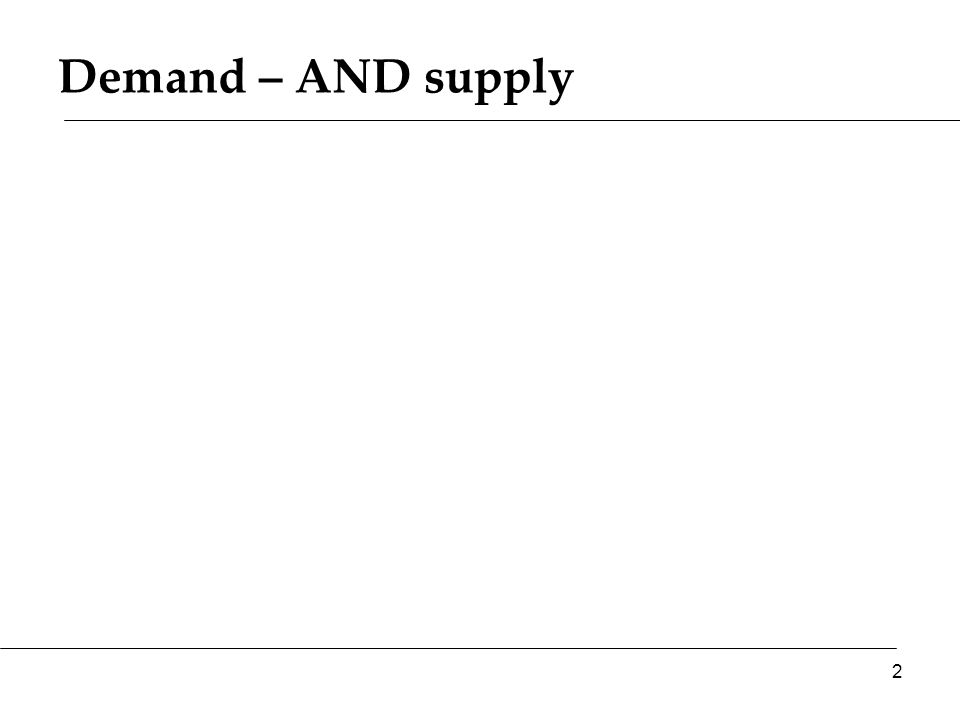Aggregate demand: shifts Y P AD 33