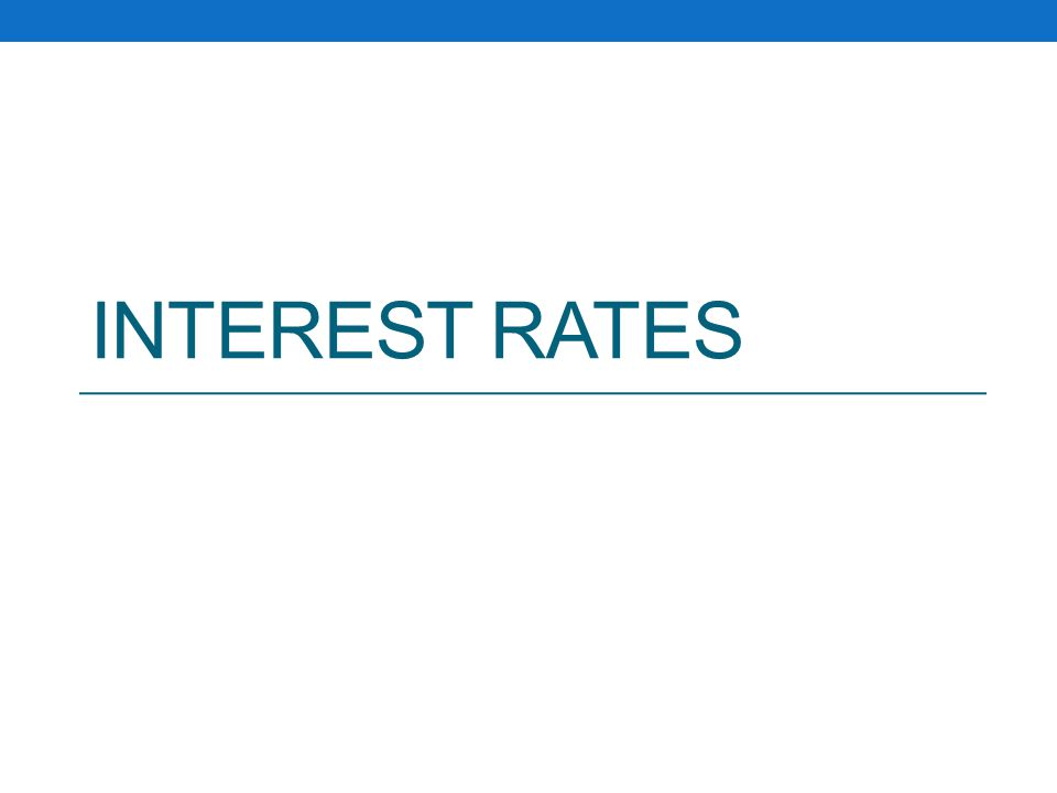 Interbank Rate Link