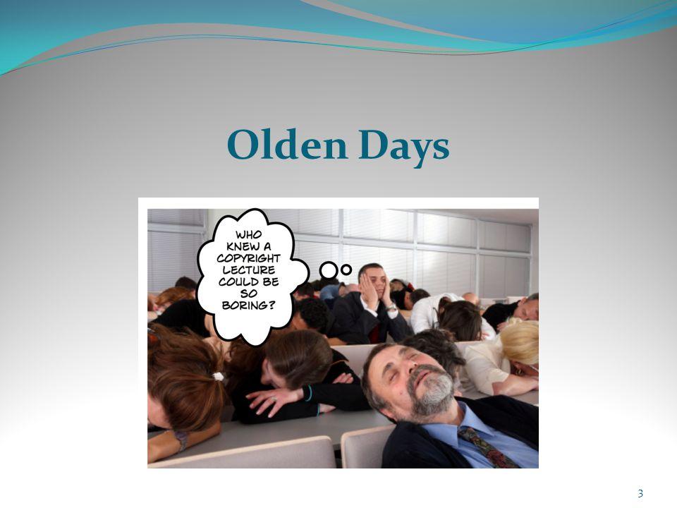 Olden Days 3