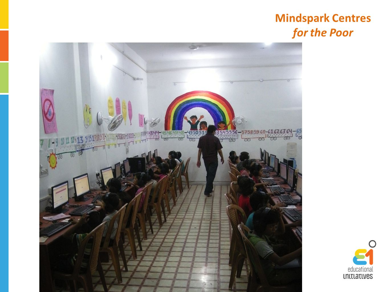 Mindspark Centres for the Poor