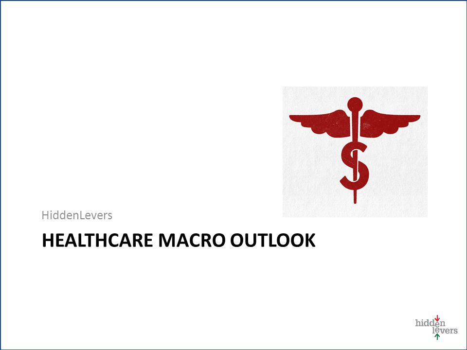 HiddenLevers HEALTHCARE MACRO OUTLOOK