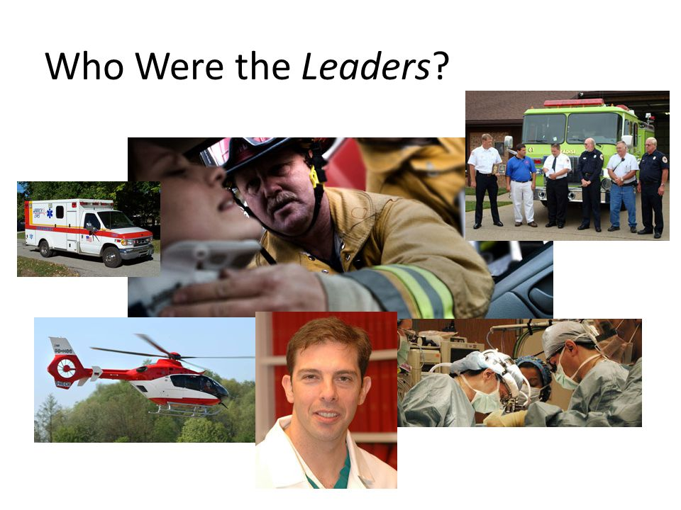 Who Were the Leaders