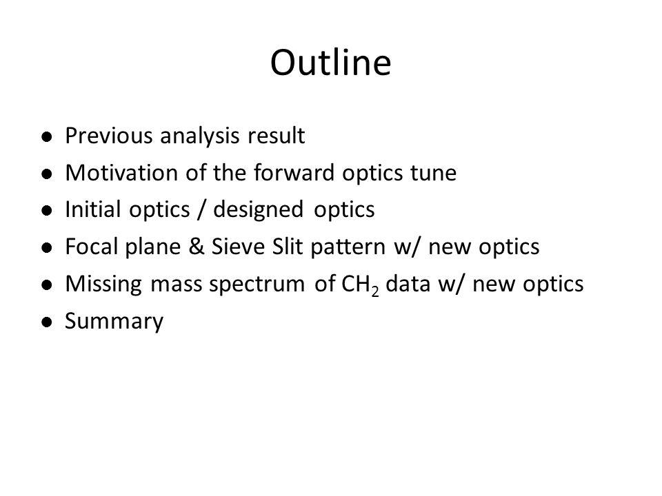 Overview of the E01-011 Experiment Setups