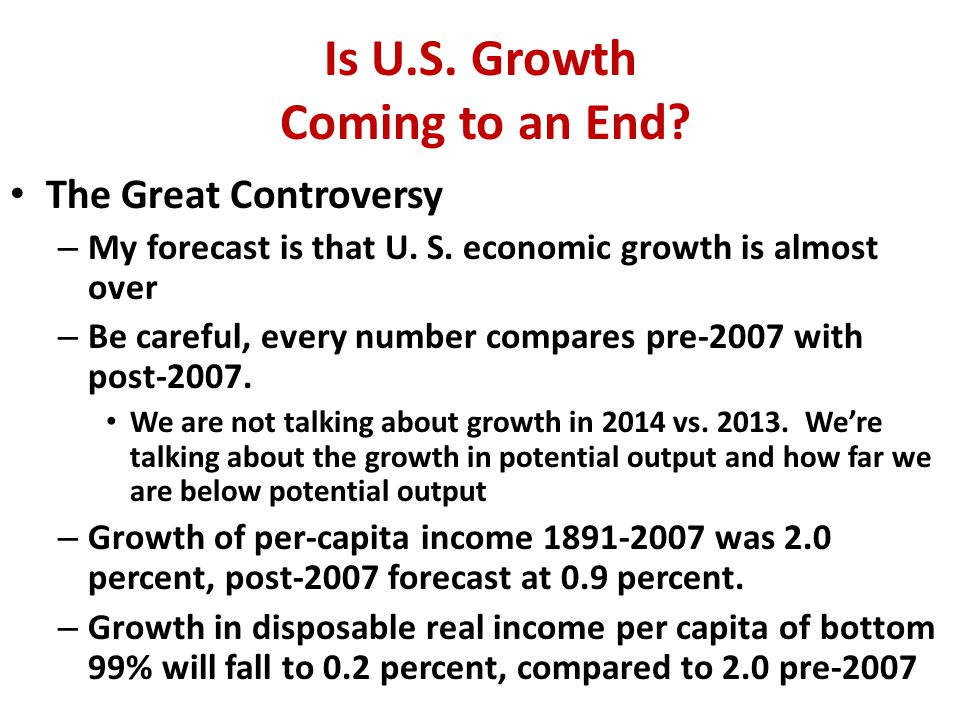 The Four Eras of Productivity Growth