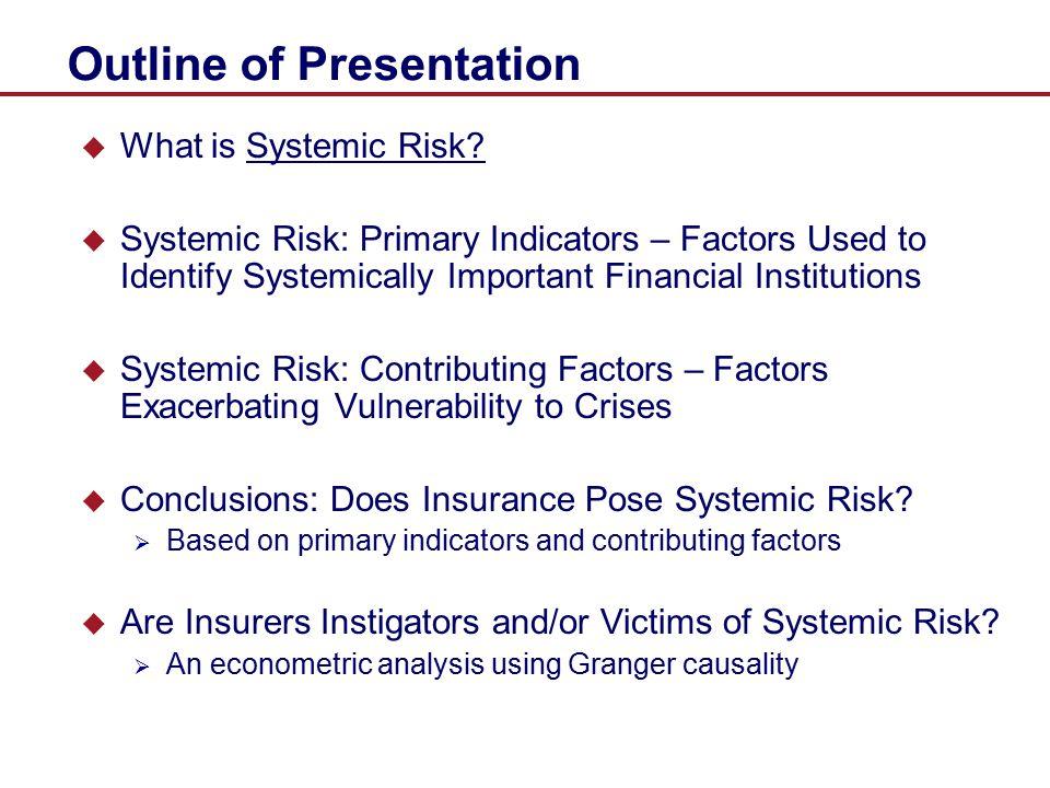 P/C Insurer Impairments: 1969-2011 Source: A.M.