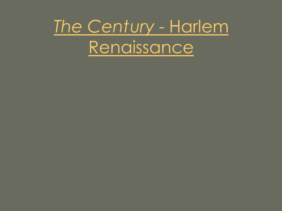 Harlem Renaissance Art Many visual artists came out of the Harlem Renaissance They often portrayed the troubled past or present of the African American, the exciting life of Jazz in the 1920's, and other cultural themes.
