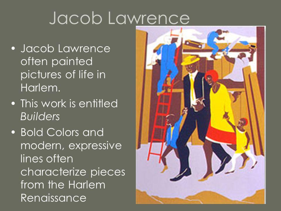 Jacob Lawrence DreamsTombstones