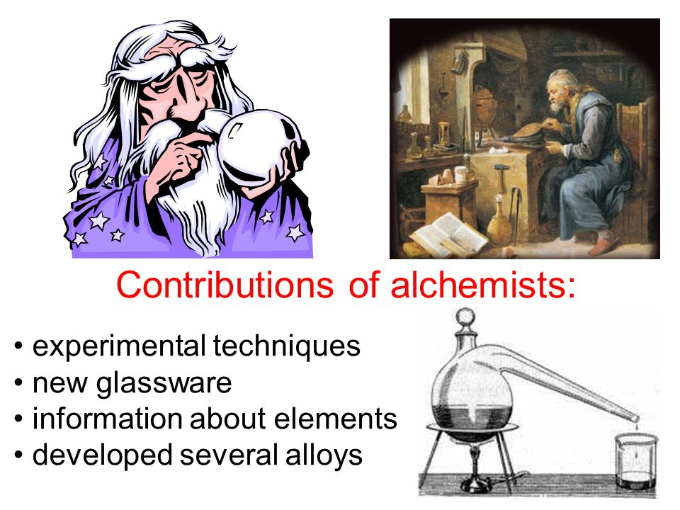 Alchemy was practiced in many regions of the world, including China and the Middle East. Alchemy arrived in western Europe around the year 500 C.E. Mo