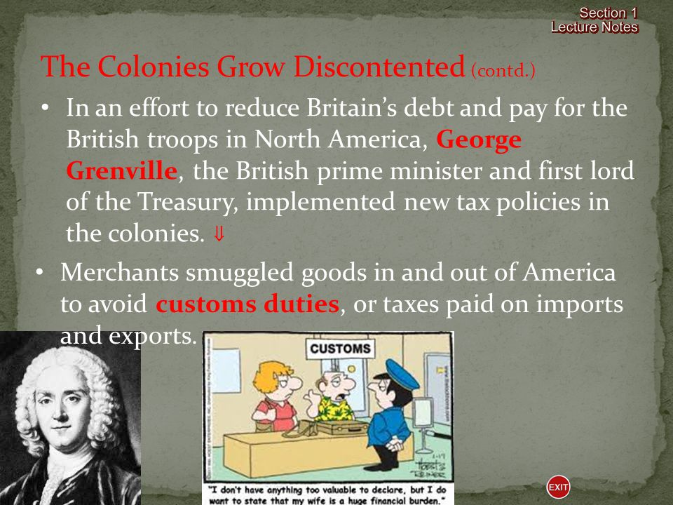 The British government did not want to pay for another war, so it issued the Royal Proclamation of 1763 that limited western settlement.  Colonists w
