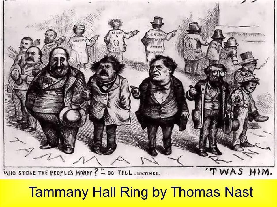 Mrs. FentonU.S. History: Reconstruction Tammany Hall Ring by Thomas Nast