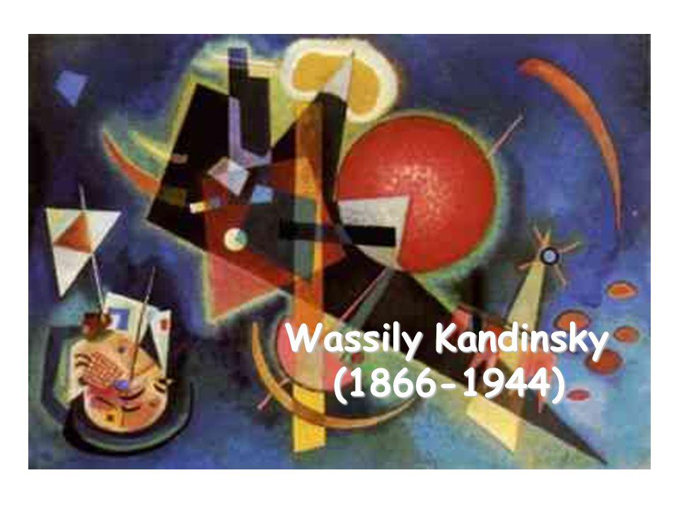 Wassily Kandinsky (1866-1944) (1866-1944)