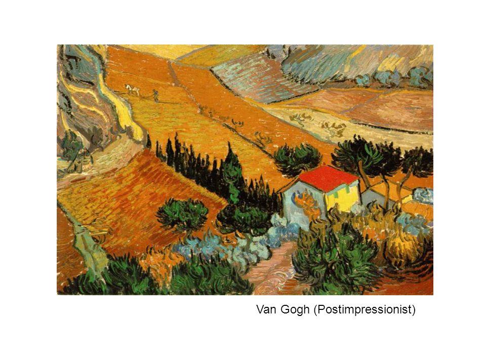 Van Gogh (Postimpressionist)