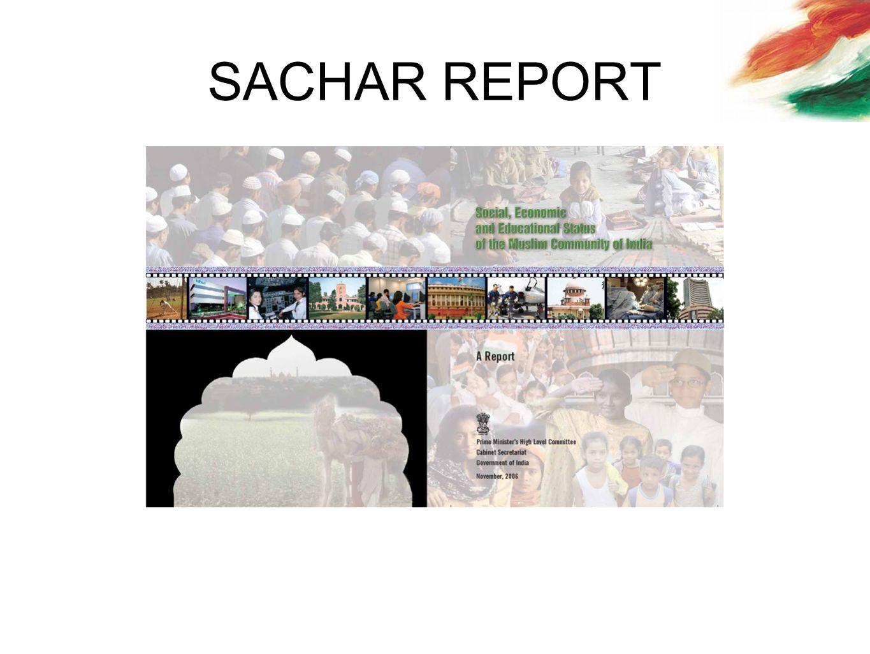 SACHAR REPORT