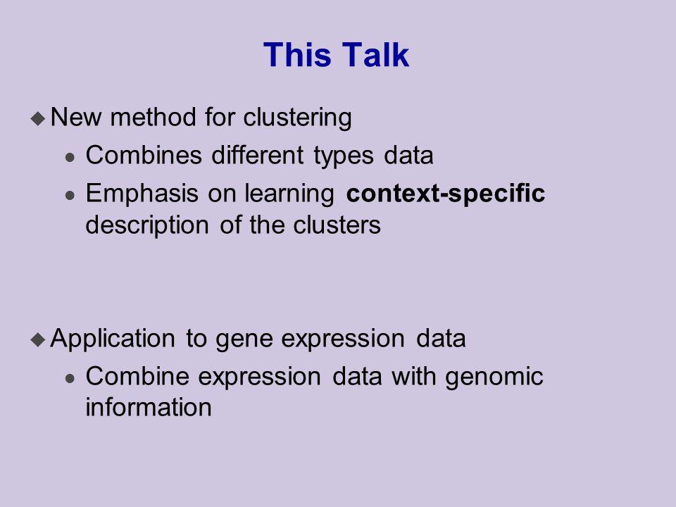 Stress Data -- CSI Clusters