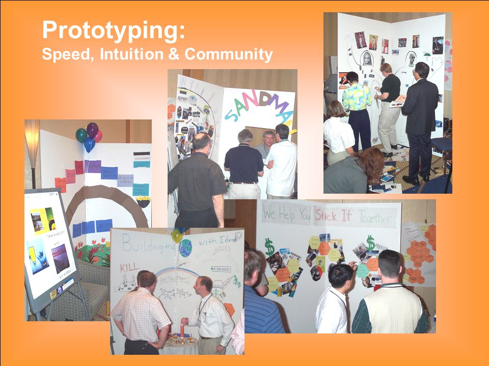 26 Prototyping: Speed, Intuition & Community