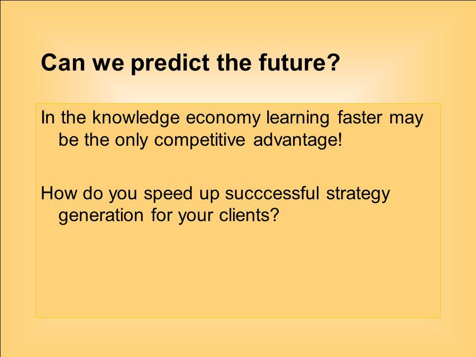 4 What are Scenarios.