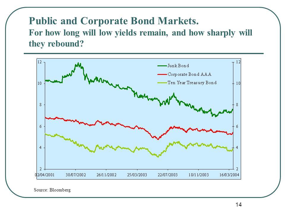 14 Public and Corporate Bond Markets.