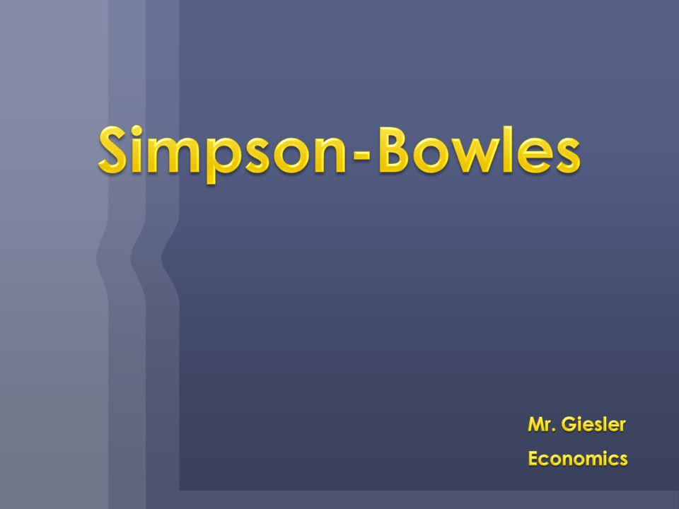 United States Tax Code Revisited Simpson-Bowles  Feb.