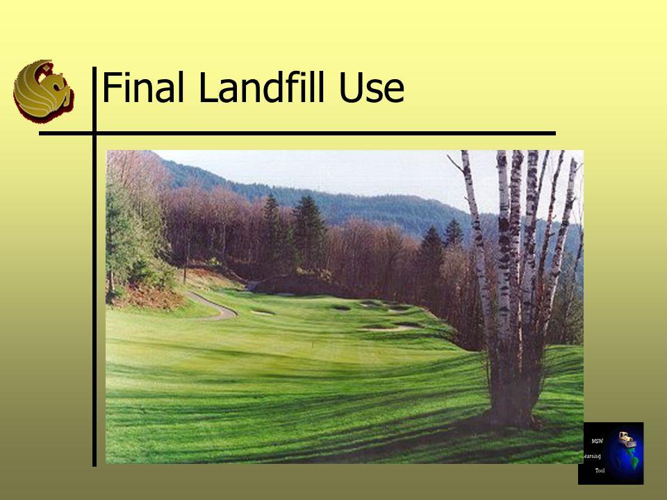 Final Landfill Use