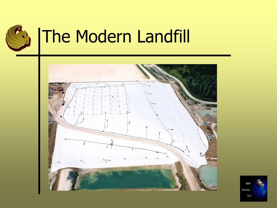 The Modern Landfill