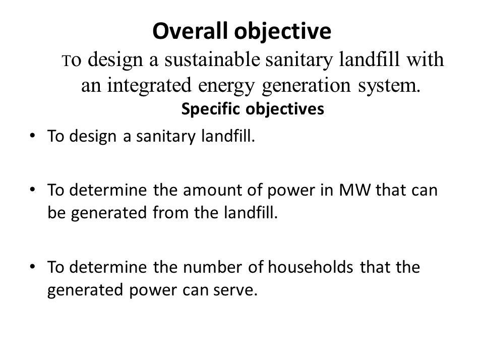 Naveen K.Vsudevan, S.Vedachalam and Dheepak Sridhar, study on various methods of landfill remediation.