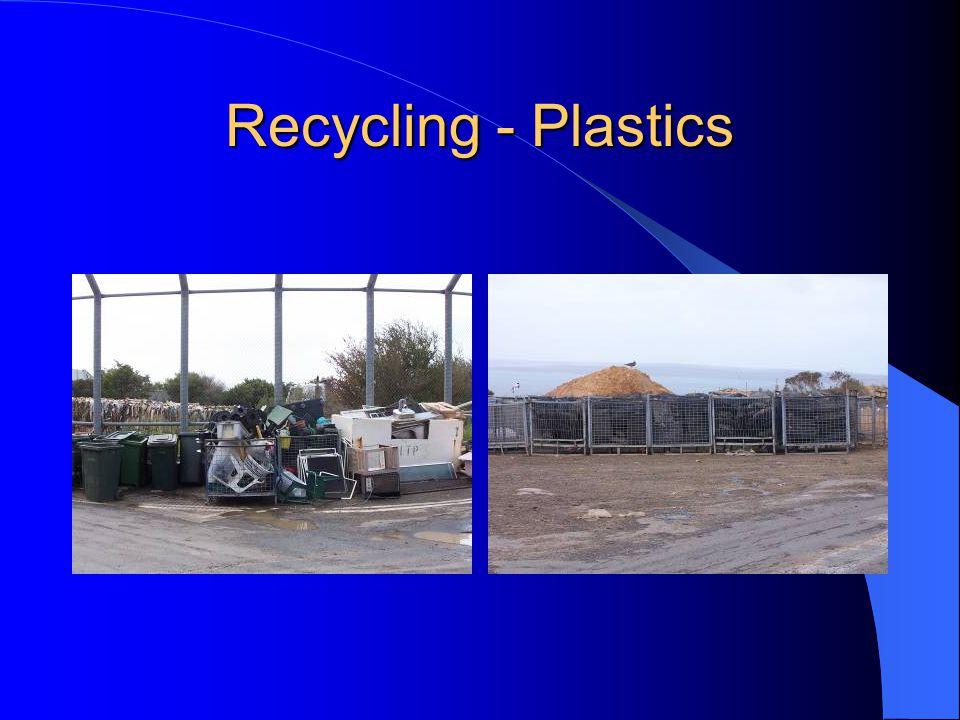 General Recycling - Cardboard Cardboard kept separate where possible.