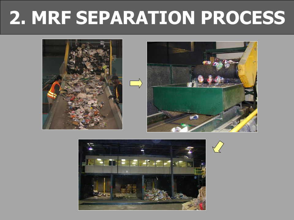 2. MRF SEPARATION PROCESS