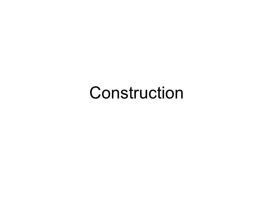 Lysimeter Construction Layers